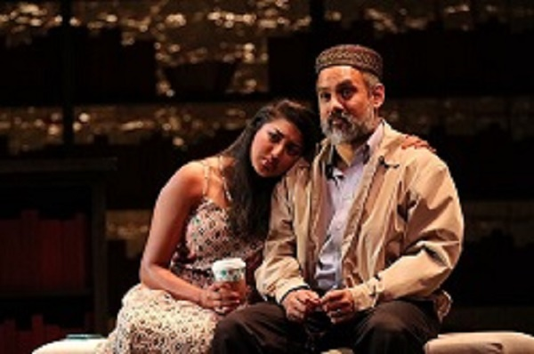 "Playing Mahwish in Ayad Akhtar's ""The Who And The What"" at Gulfshore Playhouse, April-May 2016"
